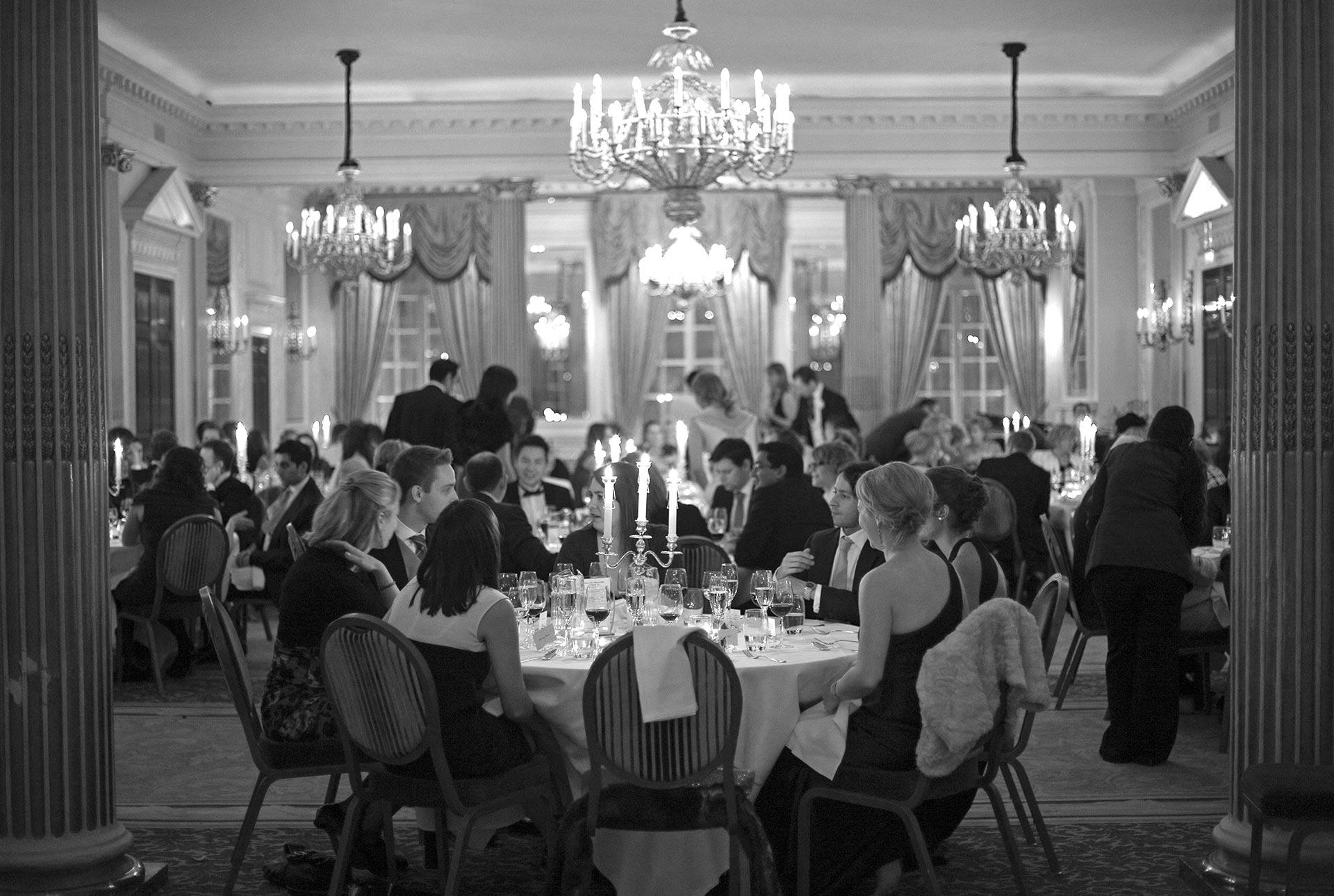 Richard Payne Wedding Photographer Reception