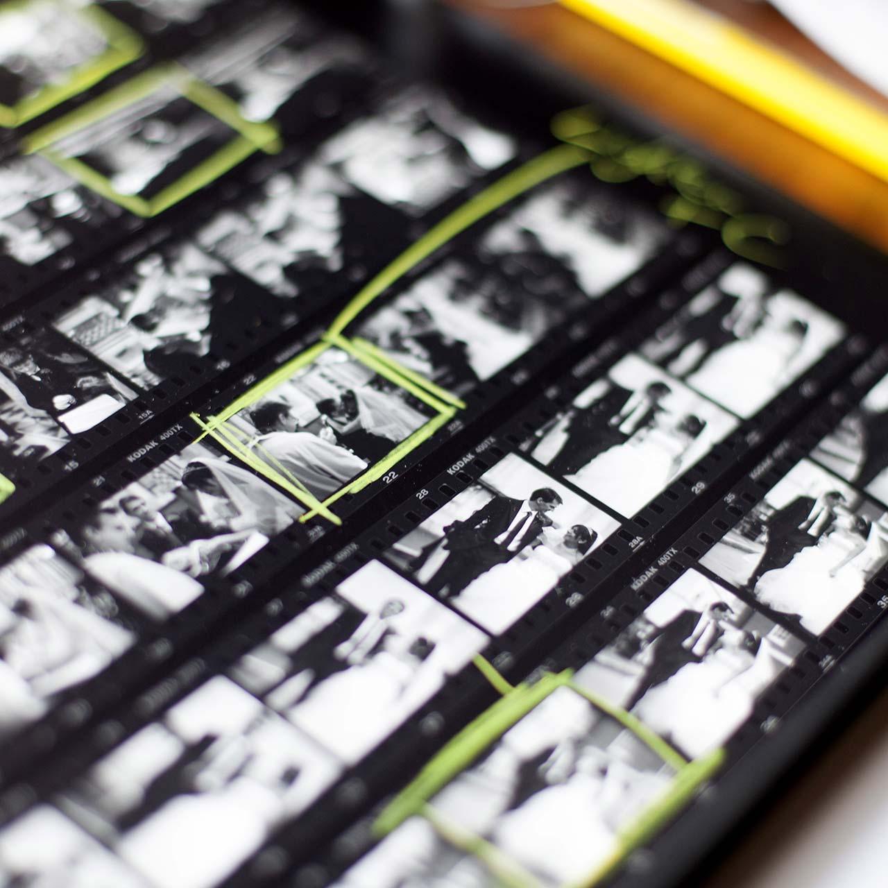 Richard Payne Memory Archive Box